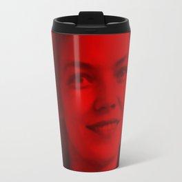 Eartha Kitt - Celebrity (Photographic Art) Travel Mug