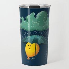 cactus cloud Travel Mug