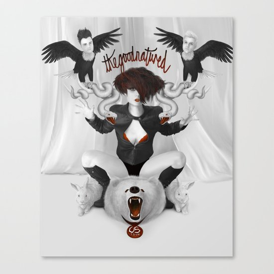 The Good Natured Canvas Print