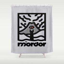 Vulcan Shower Curtain