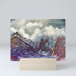 Jenny Lake Mini Art Print