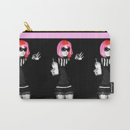 Living In Sin Is The New Thing Carry-All Pouch