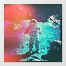 Project Apollo - 3 Canvas Print