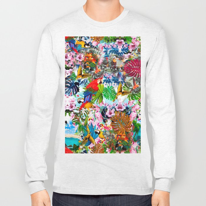 Beauty Nature Long Sleeve T-shirt