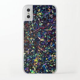 Cosmos I Clear iPhone Case