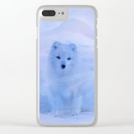 Iceland Dream Clear iPhone Case