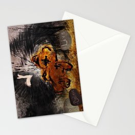 The fallen ones Stationery Cards