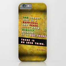 No Such Thing iPhone 6s Slim Case