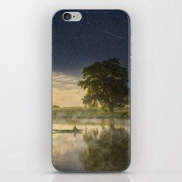Magic morning iPhone Skin