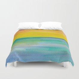 Ocean Sunrise Series 1 Duvet Cover