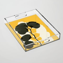 begonia 1 Acrylic Tray