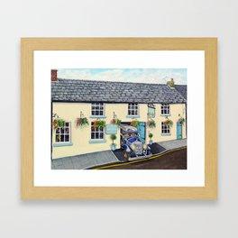 The Borderers - Brecon & Zapp Family Framed Art Print