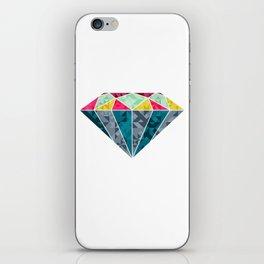 Diamond Geometric iPhone Skin