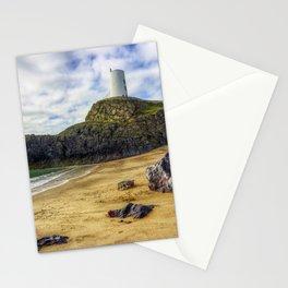 Llanddwyn Island Lighthouse Stationery Cards