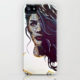 Focused iPhone Case