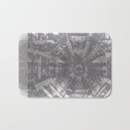 CERN: The Large Hadron Collider: A Love Story Bath Mat