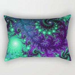 Chaotic Evil Rectangular Pillow