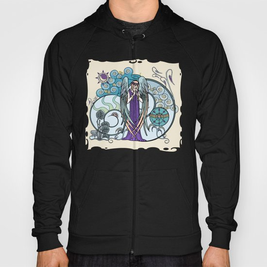 Angel of Clouds Hoody