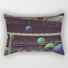 Coldplay at Wembley Rectangular Pillow