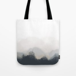 Silent Forest Tote Bag