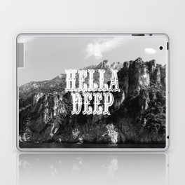 Hella Deep Laptop & iPad Skin