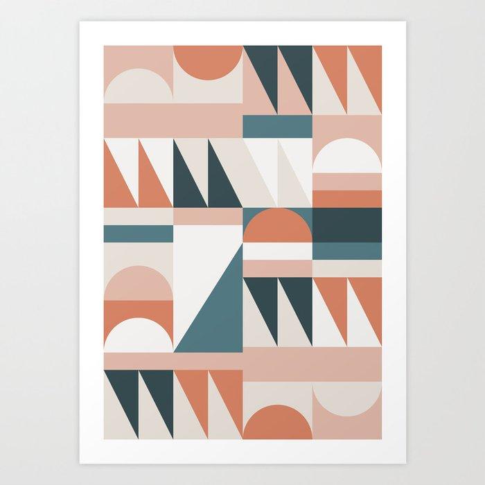 Cirque 06 Abstract Geometric