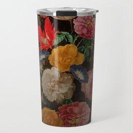 Vintage & Shabby Chic - Dutch Midnight Garden I Travel Mug