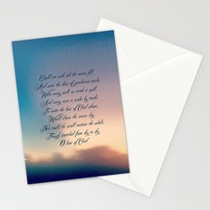 Love of God Stationery Cards