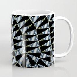 Triple Ts Fractal Coffee Mug