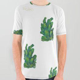 CACTUS All Over Graphic Tee