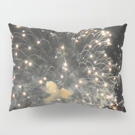 Marina Fireworks 2018 view 4 Pillow Sham