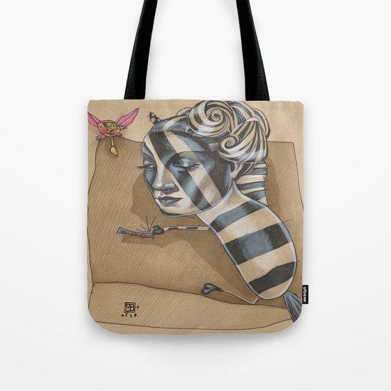 ZEBRA MAMA  Tote Bag