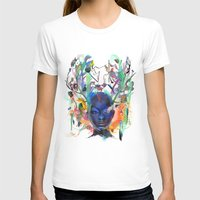 archan nair T-shirts featuring Seventh Sense by Archan Nair
