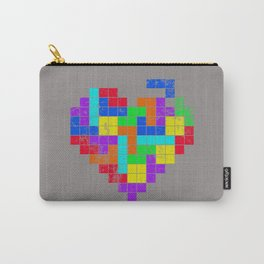 THE GAME OF LOVE Carry-All Pouch