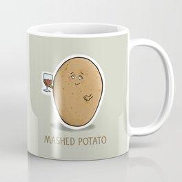 Mashed Potato Coffee Mug