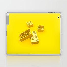 Duplo Yellow Laptop & iPad Skin
