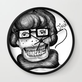 Jinkies! Wall Clock