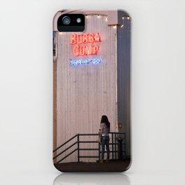 Bubba Gump iPhone Case