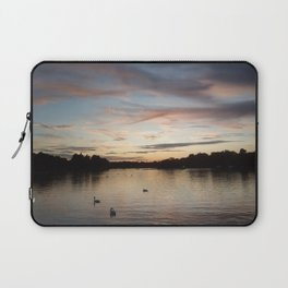 Hyde park sunset. Laptop Sleeve