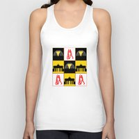 berlin Tank Tops featuring Berlin by Arts and Herbs