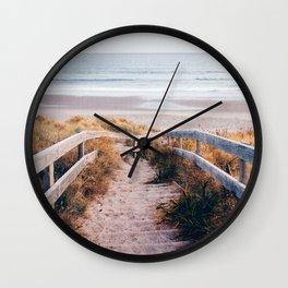 Secret Passage Wall Clock