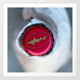 Dogfish Head Craft Brewed Ales - Kvasir (2013) Art Print