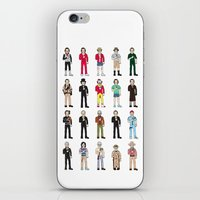 murray iPhone & iPod Skins featuring Murrays by Derek Eads