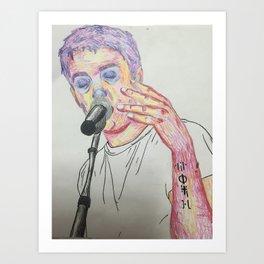 Tyler Art Print