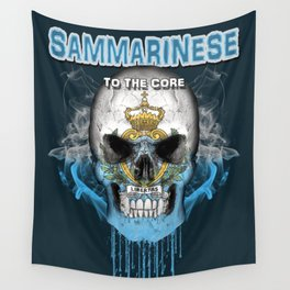 To The Core Collection: San Marino Wall Tapestry