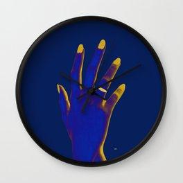 Meu precioso - Colorway 2 Wall Clock