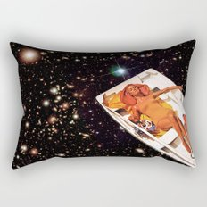 Cosmic Float 2 Rectangular Pillow