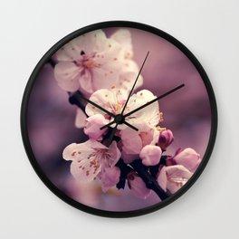 - Blossom - Wall Clock