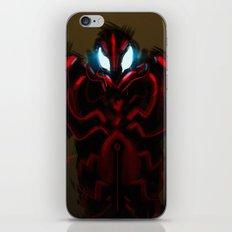 Darkfall spidey iPhone & iPod Skin