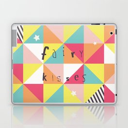 Fairy Kisses Laptop & iPad Skin